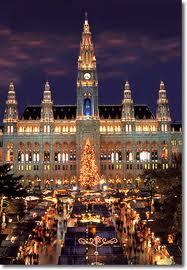 Craciun la Viena